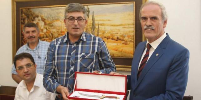 Konyalı gazeteciler Büyükşehir'e hayran kaldı