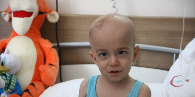 Kanser hastası çocuğa bu yapılır mı?