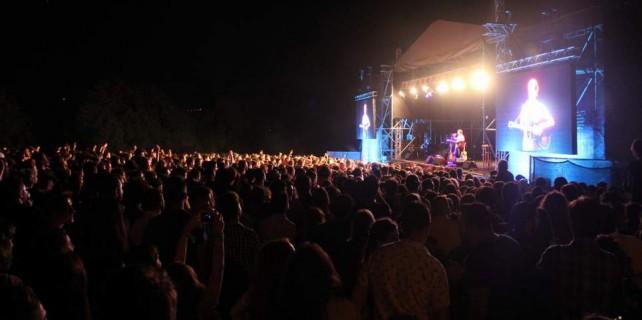 Nilüfer'de müzik festivali başladı