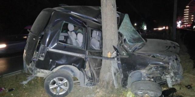 Bursa'da düğün gecesi kaza dehşeti