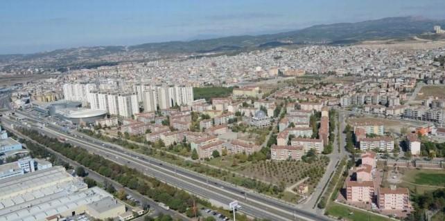 Bursa'da 2290 konut yıkılacak