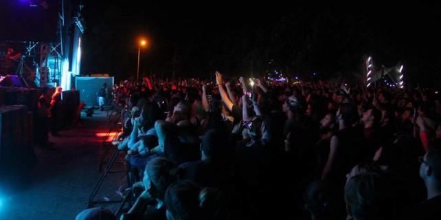 Müzik festivaline dolu dolu veda