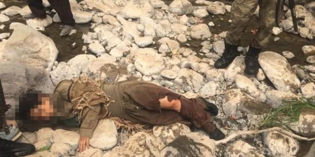 TSK'dan Çukurca kırsalına operasyon 157 terörist...