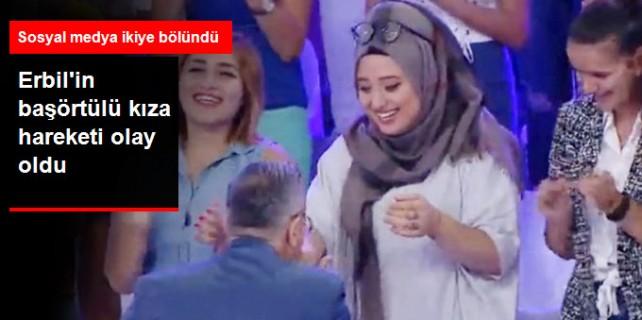 Mehmet Ali Erbil yine olay oldu