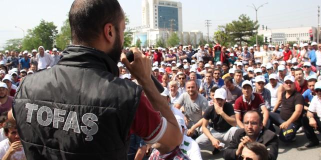 Bursa'da gösteri ve eylemlere yasak