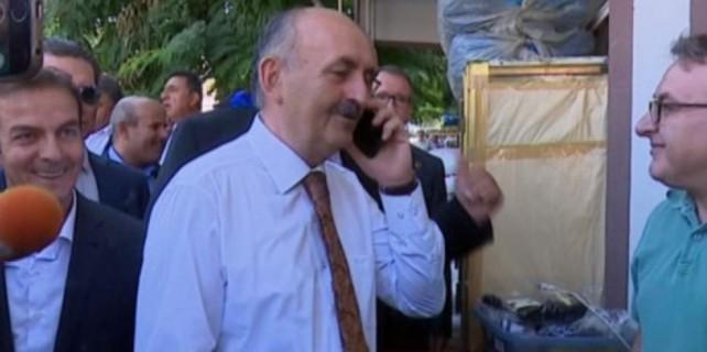 Bakan'dan Bursa'da CHP'ye şok baskın