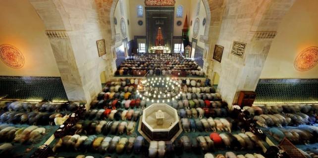 Bursa'da bayram namazı saat kaçta kılınacak?