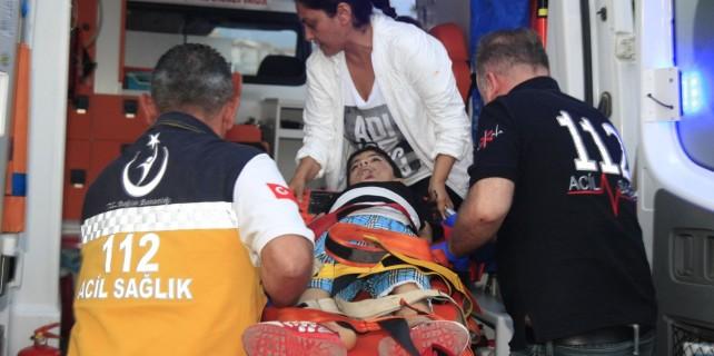 Otomobil çarpan çocuk hayatını kaybetti