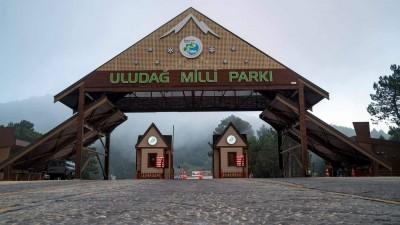 uludağ milli park