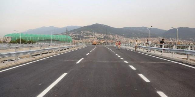 Bursalılar dikkat...İzmir Yolu'nda yeni çalışma başlıyor....