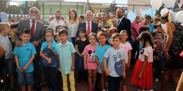 """Başkan Bozbey: """"Yarınları çocuklarımız aydınlatacak"""""""