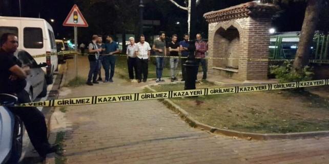 Bursa'da kanlı gece...