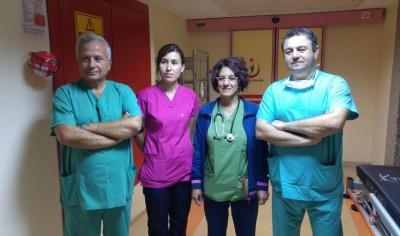 organ nakil ekibi