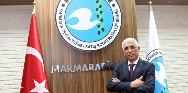 Marmarabirlik'te rekolte beyan alımları 22 Eylül'de başlıyor