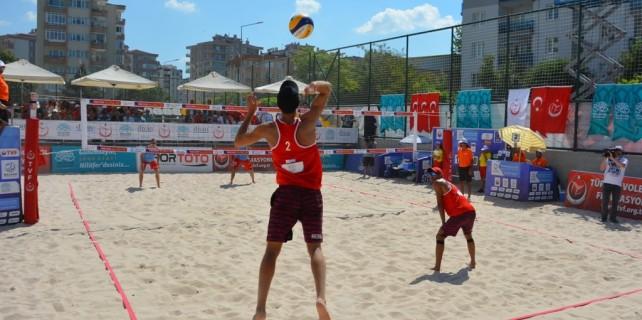 TVF Pro Beach Tour Nilüfer Etabı başlıyor
