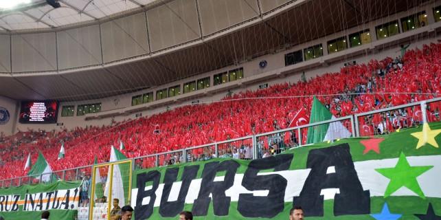 Bursaspor, Kasımpaşa maçı biletleri satışta