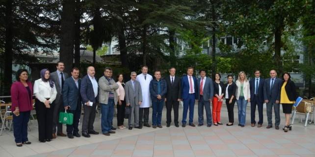 Bursa'daki bu hastane termal terapi turizmini uçuracak