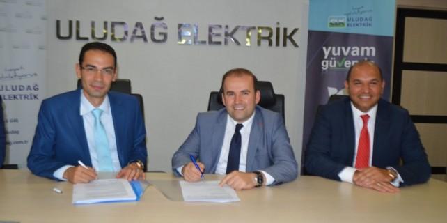 CLK Uludağ Elektrik, müşteri memnuniyetini daha da artıracak
