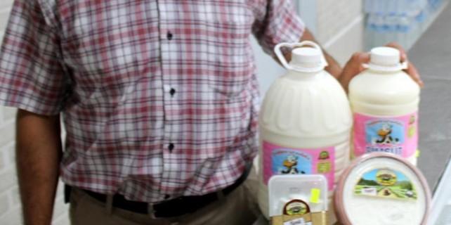 """Bursa'lı genç """"Alo süt"""" hattını kurdu, hayatı değişti"""