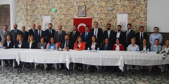 Bursa Barosu'nda seçim heyecanı