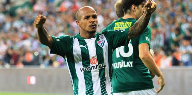"""Del Valle: """"Bursaspor'da kalmayı çok istiyorum"""""""