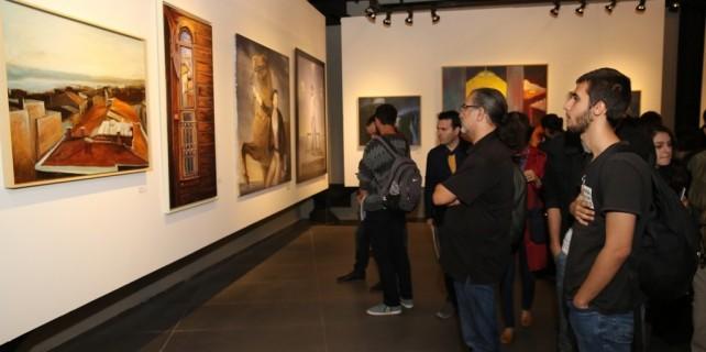 Ünlü sanatçıların eserleri Nilüfer'de