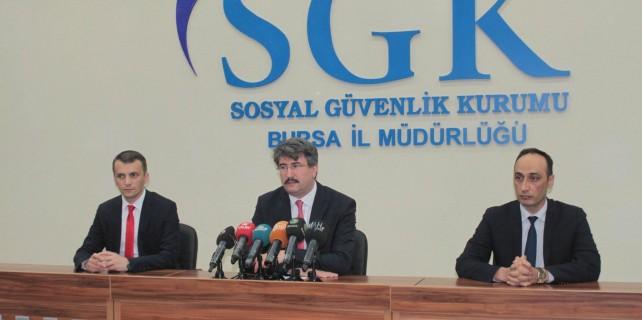 Bursa'da 90 bin işverene çağrı