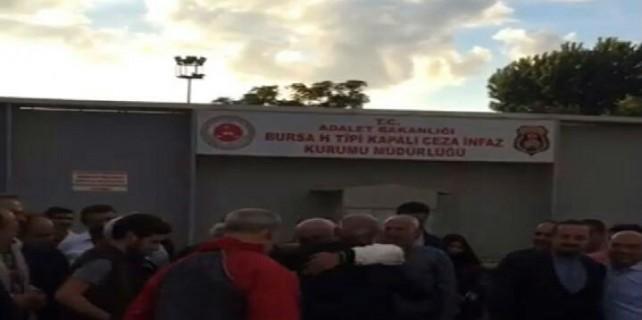 Bursa'da iki iş adamına tahliye...