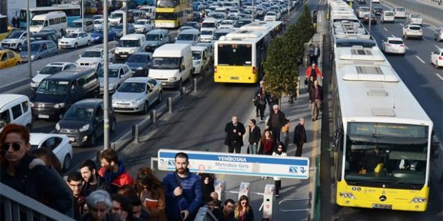 Metrobüste yeni dönem. Her şey tersine dönecek!
