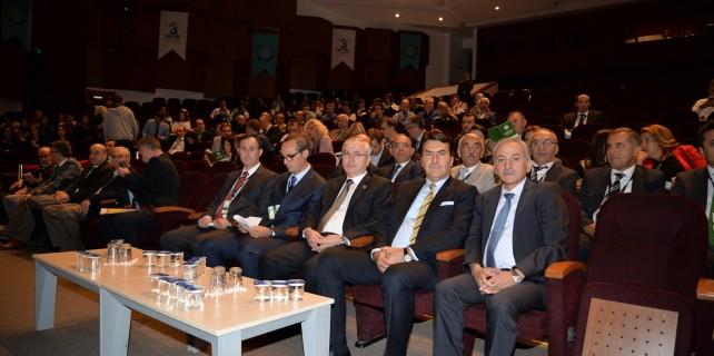 Tarım ve Gıda Kongresi Bursa'da başladı