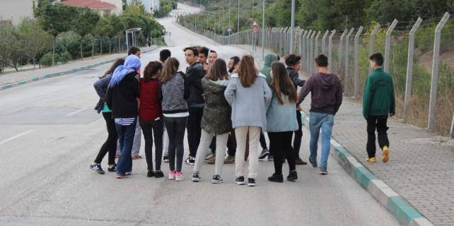 Bursa'lı öğrencilerin okul yolu çilesi