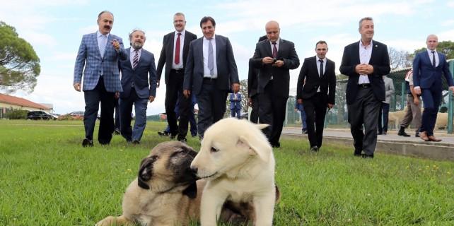 Bursa Valisi İlçe ziyaretlerine devam ediyor