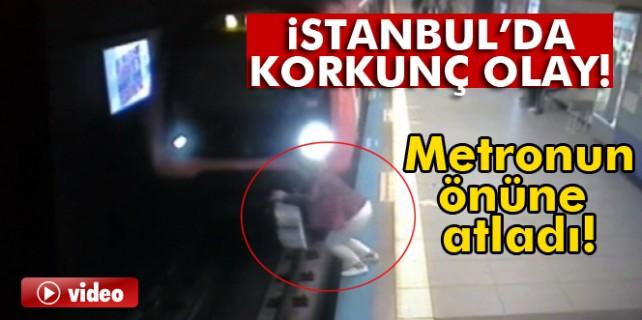 İstanbul'da korkunç olay!