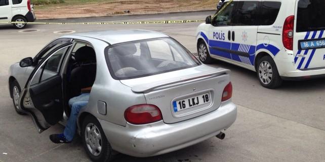 Bursa'da dehşet! Otomobilde erkek cesedi bulundu
