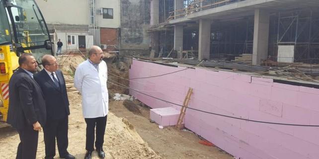 Bursa'ya 60 yeni yoğun bakım yatağı geliyor