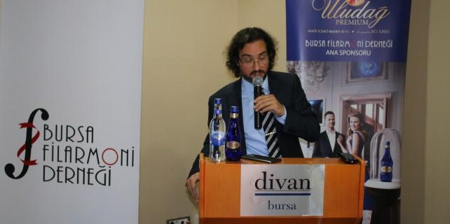 Dünyaca ünlü sanatçılar Bursa'ya geliyor