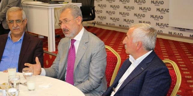 Bursa'da fakirlerin veresiye defterleri silinecek