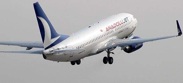 Anadolu Jet'ten geri adım