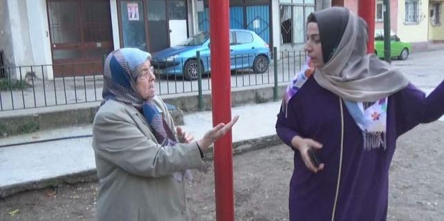Bursa'da yaşlı kadına büyük şok..