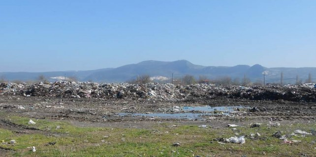 Bursa'da çöplükler tarih oldu...