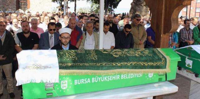 Ünlü oyuncuların Bursa'da acı günü