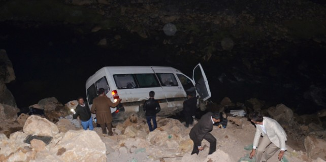 Katliam gibi kaza: 4 ölü, 11 yaralı