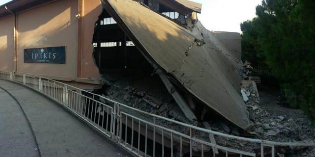 Bursa'da tarihi yapının yıkımına durdurma kararı...