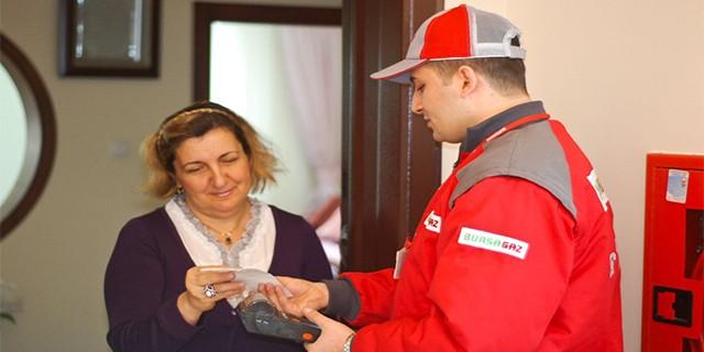 Bursagaz, İznik'te ilk müşteri merkezini açtı