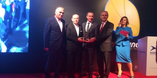 Nilüfer'in Kent Bostanları'na Altın Karınca Ödülü