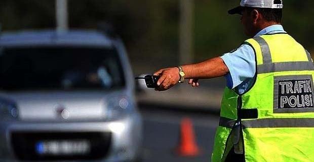 Bursa'da drift yapan çılgın sürücülere şok takip