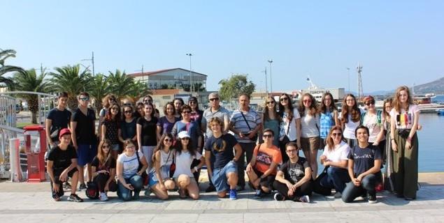 Bursa'lı öğrencilerden Avrupa turu
