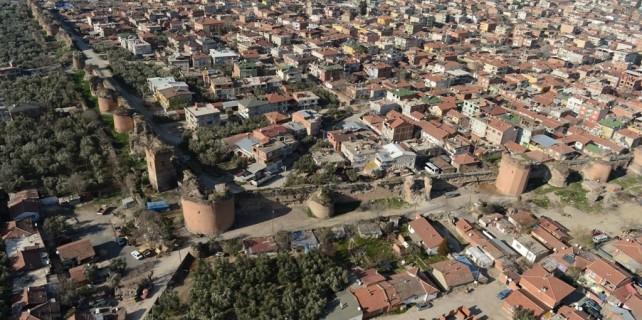 Bursa'da tarihi surlar koruma altına alınıyor