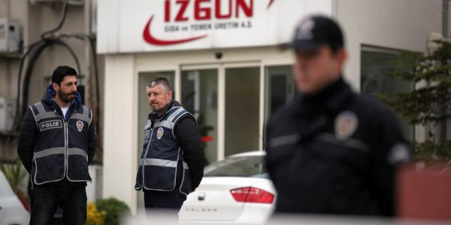 Bursa'da İZGÜN gıdaya operasyon üstüne operasyon