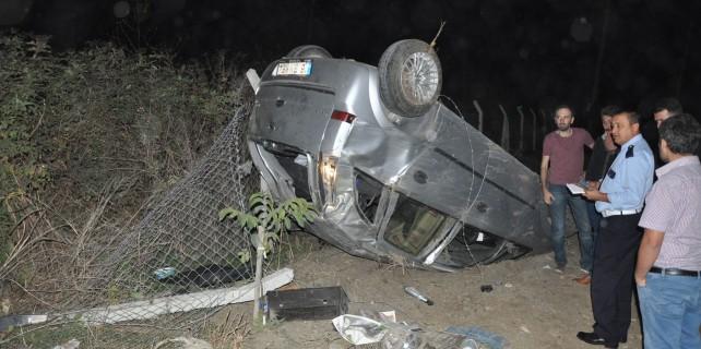 Bursa'da 3 ayrı kazada 3 kişi yaralandı